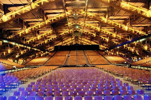 Salle Halle Tony Garnier Lyon